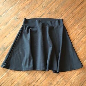 Thanth size L Navy blue skirt